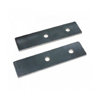 Hurley 10G Stainless Steel Backing Plates
